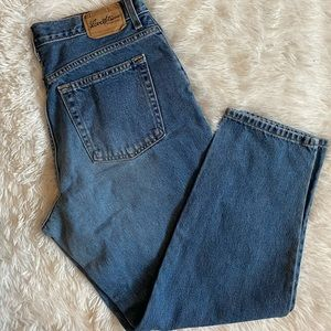 Vintage Style Levis Mom Jeans